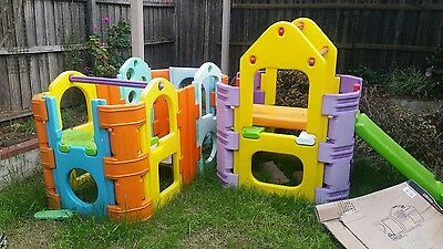 Outdoor play equipment toddler