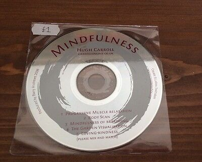 Wellbeing Relaxation CD With Mindfulness Exercises