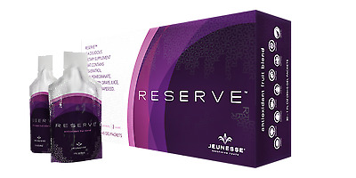 10 Boxes of 30 Packets, Jeunesse Reserve Antioxidant Fruit Blend W/ Resveratrol