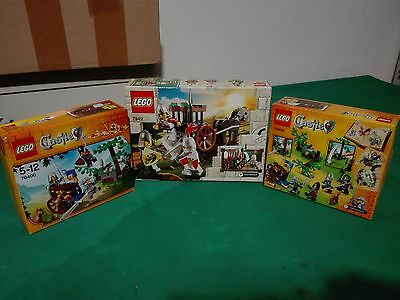 Lego castle kingdoms 70400 e 7949