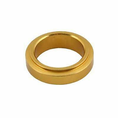 2 x Demon Tweeks Kart Wheel Spacers - 17mm Stub Axle 20mm Wide In Gold