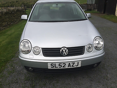 VW Polo 1.4 Excellent condition 2002 Petrol