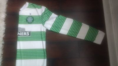 Glasgow Celtic home jersey Size M (Long sleeves)