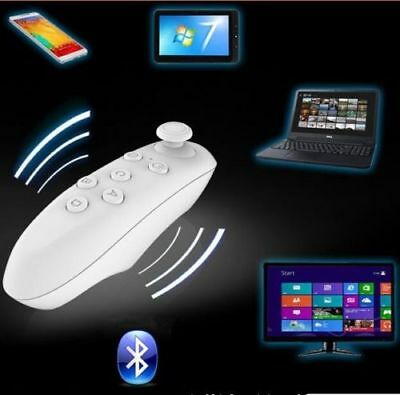 Bluetooth VR-BOX Remote Control Gamepad For iPhone Samsung Android IOS #P