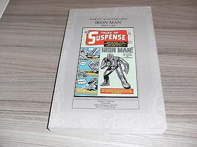 Marvel Masterworks - Iron Man 1963-64. Graphic Novel Tpb Collected Edition.