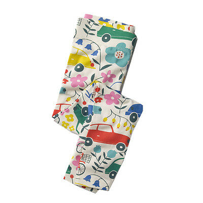 Baby Girls Leggings Animal Floral Print 100% Cotton Pants Kids Designer Stretch