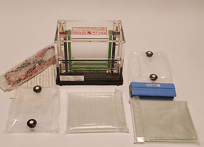 Atto AE-6500 Elektrophorese System kit inkl Zubehör Electrophoresis Chamber