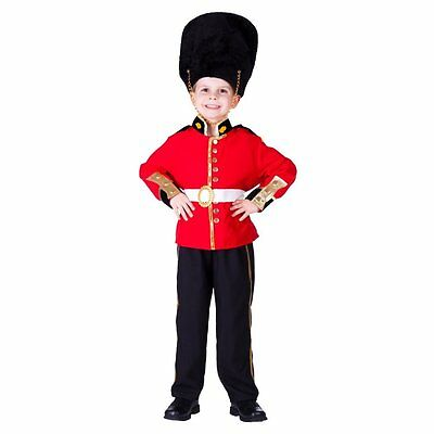 Dress up America Deluxe Royal Guard Costume Set M