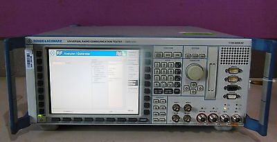 Rohde & Schwarz Universal Radio Communication Tester CMU 200