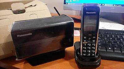 Panasonic KX-TGP500 SIP/VOIP DECT cordless phone with base station - Unlocked
