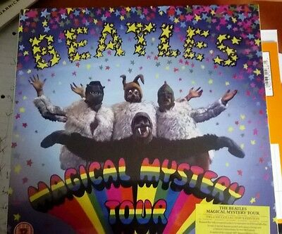 MEGA RARE! Beatles 'Magical Mystery Tour' DVD/LP deluxe box set + special items