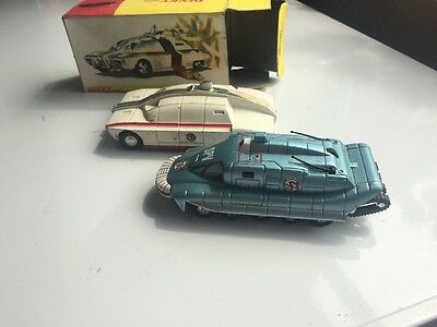 Captain Scarlet SPV And Dinky Maximum Security Vehicle
