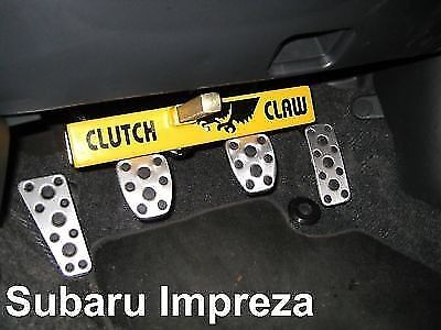 Clutch Claw Land Rover Security Motorhome Van Car 4X4
