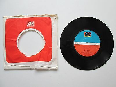 The Detroit Spinners I'll be Around Original Atlantic 1972 NEAR MINT