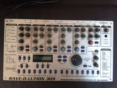 Quasimidi rave-o-lution 309 SYNTH DRUM