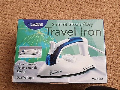Travel Iron BRAND NEW IN BOX