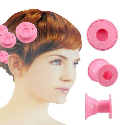 10pcs BellyLady Hairstyle Soft Hair Care DIY Peco Roll Hair Style Roller Curler