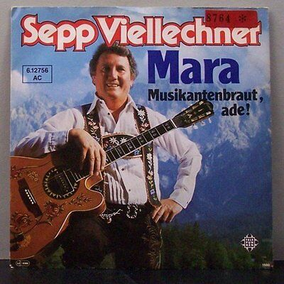"(o) Sepp Viellechner - Mara (Promo 7"" Single)"