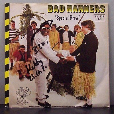 "(o) Bad Manners - Special Brew (Promo 7"" Single)"