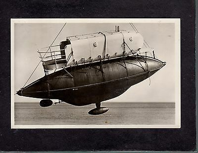 """Sturmvogel"" Germany lifeboat new design postcard"