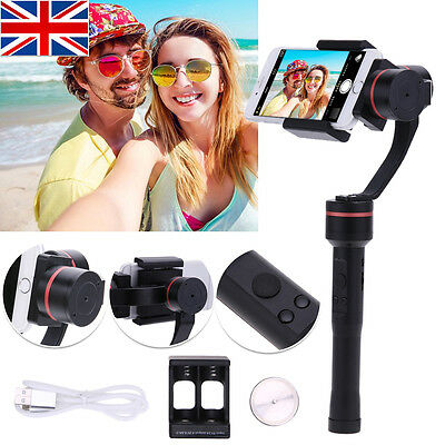 Mobile Handheld Gimbal 3 Axis Stabi Vertical Mode Smartphone Stabilizer System