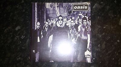 """Oasis Rare 7"""" - D'You Know What I Mean - CR256"""