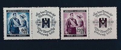 D141509 Red Cross MNH Germany