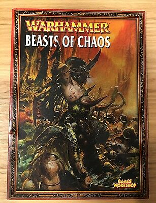 Beasts Of Chaos - Army Book Warhammer
