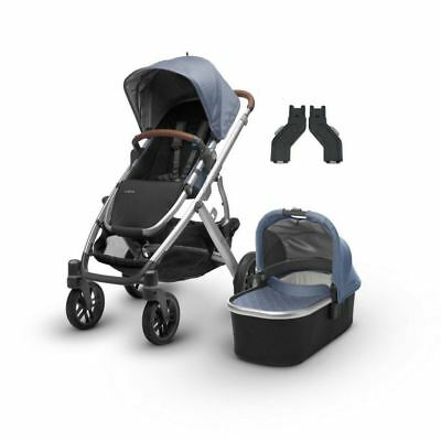 UPPAbaby VISTA 2017 Include Full Leather Covers