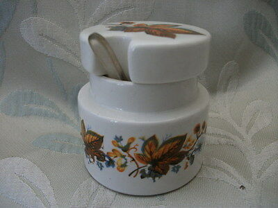 Lord Nelson Pottery mustard jar