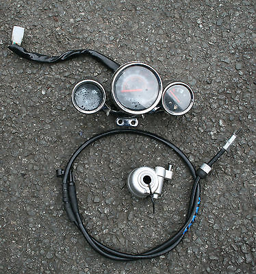 Yiying Tommy 50 2008 08 Speedo Clocks Speedo Meter Spdeeo Drive Speedo Cable