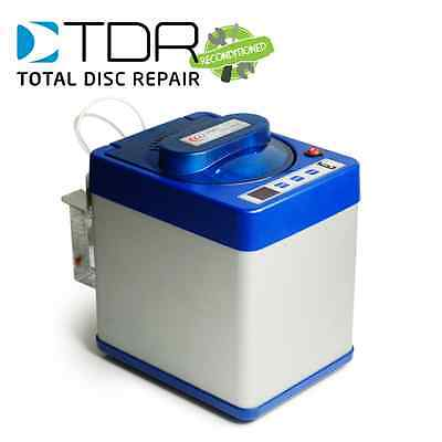 TDR Ex Demo Eco Pro 2 Disc Repair Machine - Fix CDs, DVDs, Xbox, PS3