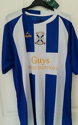 New Limavady FC football shirt (size large men) Northern Ireland