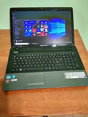 Portatil Packard bell LS11HR intel i5  8GB RAM GAMING