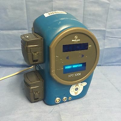 Medtronic Xomed Model XPS 3000 Irrigation Microresector Console 18-97102