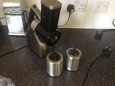 Morphy Richards Food Slicer and Shredder