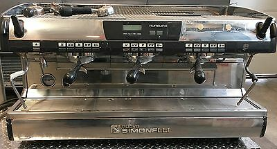 Nuova Simonelli Aurelia II Digital 3 Group Espresso Machine