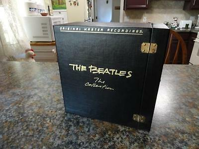 """The Beatles """"The Collection"""" 14 LP Box Set MFSL Limited Edition Master Recording"""