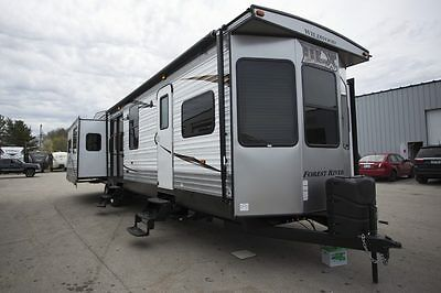 New 2018 Forest River Wildwood DLX 400RETS Park Trailer For Sale