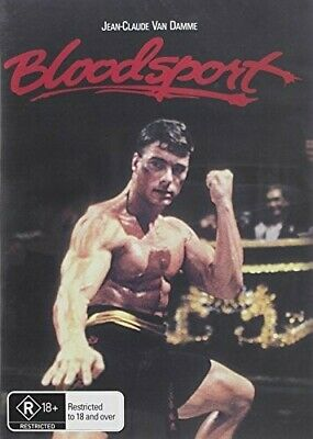 Bloodsport 1 (2017, DVD NEW)