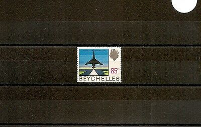 Seychelles 1969 SG272 1v of set NHM Impression of Proposed Airport
