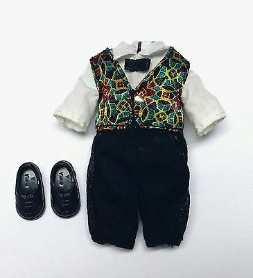 Barbie Tommy Doll Clothes Evening Recital Suit Shoes Fashion Holiday Outfit New