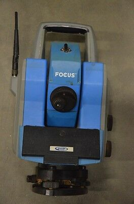 "Spectra Precision Focus 10 3"" Servo Total Station"