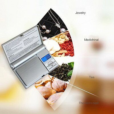 Electronic Small Scale Digital Jewelry Scale PT-309 100g/0.01g 500g/0.1g TT