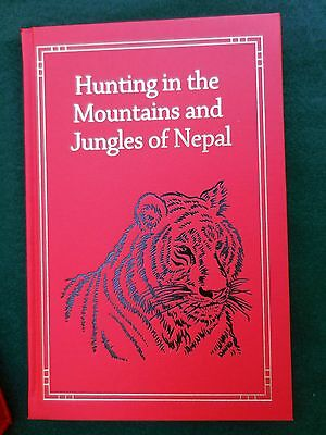 Hunting the Mountains and Jungles of Nepal :  Peter Byrne:  Safari Press