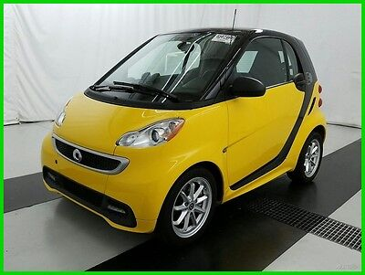 2014 Smart fortwo electric drive passion 2014 Smart Fortwo Automatic RWD Car Take your pick at $5,900! 6 in stock!!
