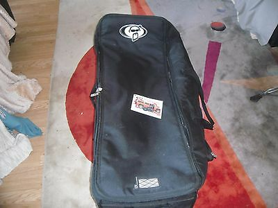 """Protection Racket 47"""" x 14"""" x 14"""" Hardware case with wheels"""
