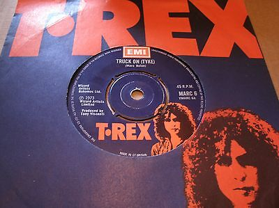 T.rex - Truck On (Tyke) Marc6 Uk 1973