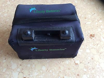 36 hole Lithium golf trolley battery