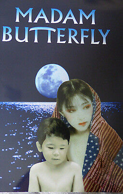 Madam Butterfly Programme from Sheffield Arena 1998 Excellent Condition